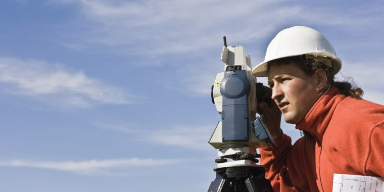 Photo: Land Surveyor