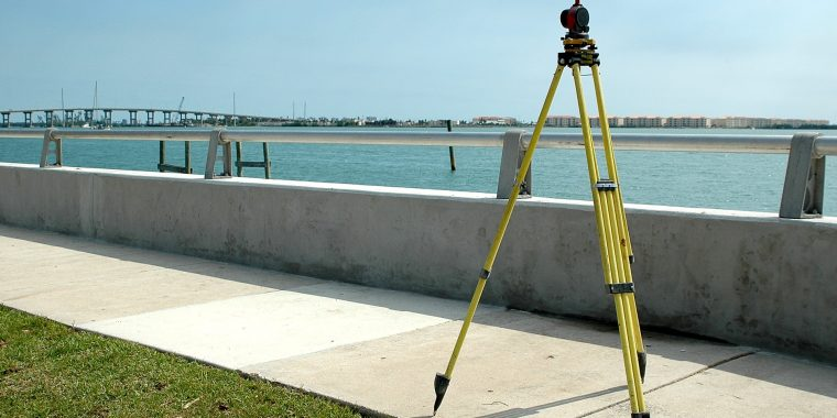 Photo: Tools Land Surveyors Use on the Job